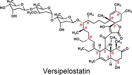 Versipelostatin